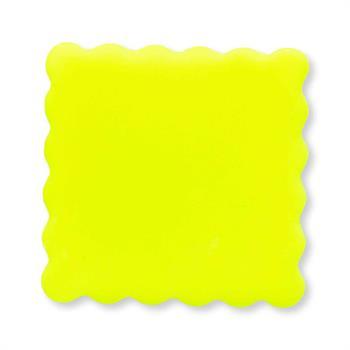 خمیرپلیمری زرد فلورسنت