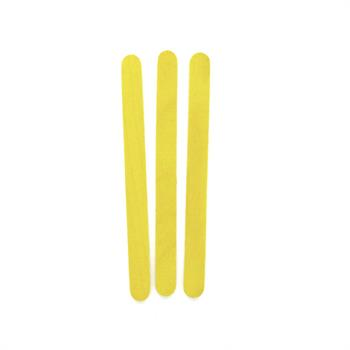 چوب بستنی  8عددی زرد